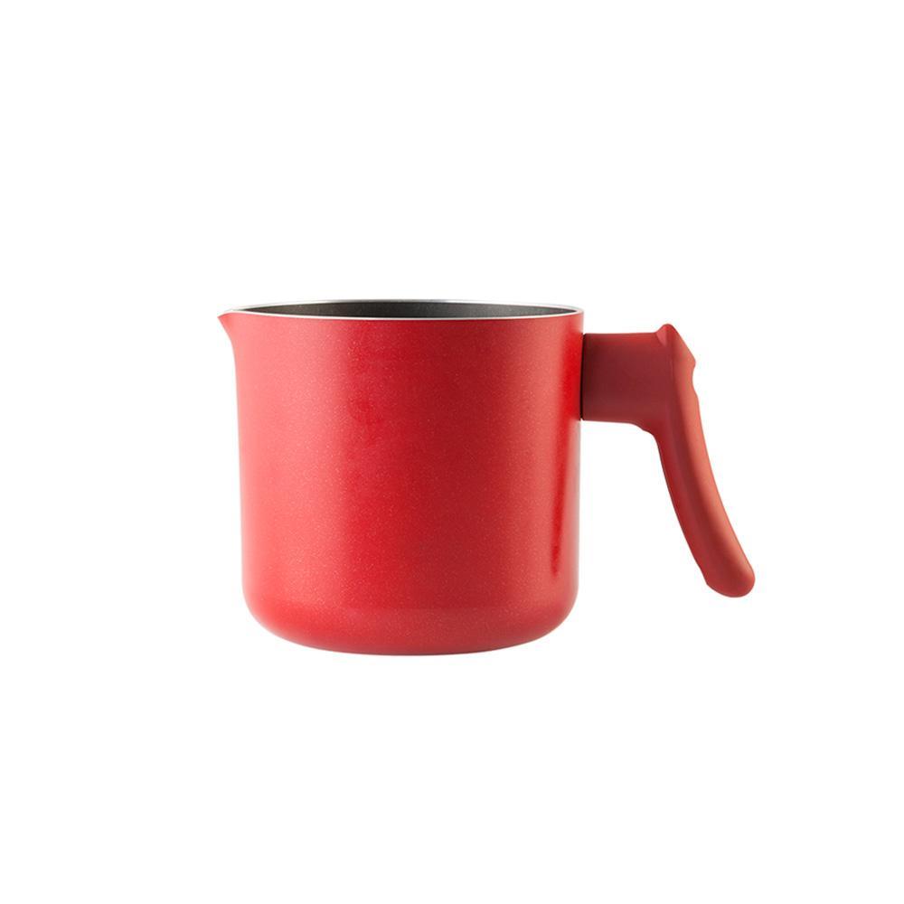 Fervedor Antiaderente Vermelho Oleum 1,3 Litro Brinox