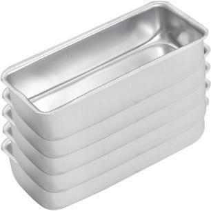 Forma de pão e gelo Nr 01 kit com 05 peças ASJ