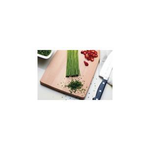 TÁBua Retangular Tramontina Cut & Taste Em Madeira Eucalipto Com Furo 34x23 Cm 13273292