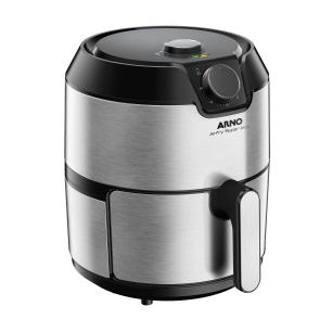 Fritadeira Airfry Super 4,2 litros Inox Arno