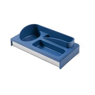 Organizador para Pia Multiuso Azul Brinox