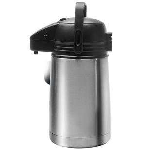Garrafa Térmica Aço Inox 1,3L Brinox 1388/100