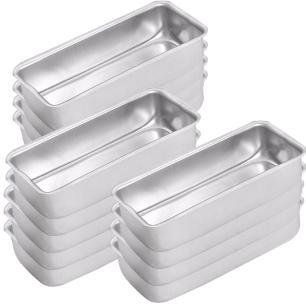 Forma de pão e gelo Nr 02 kit com 13 peças ASJ