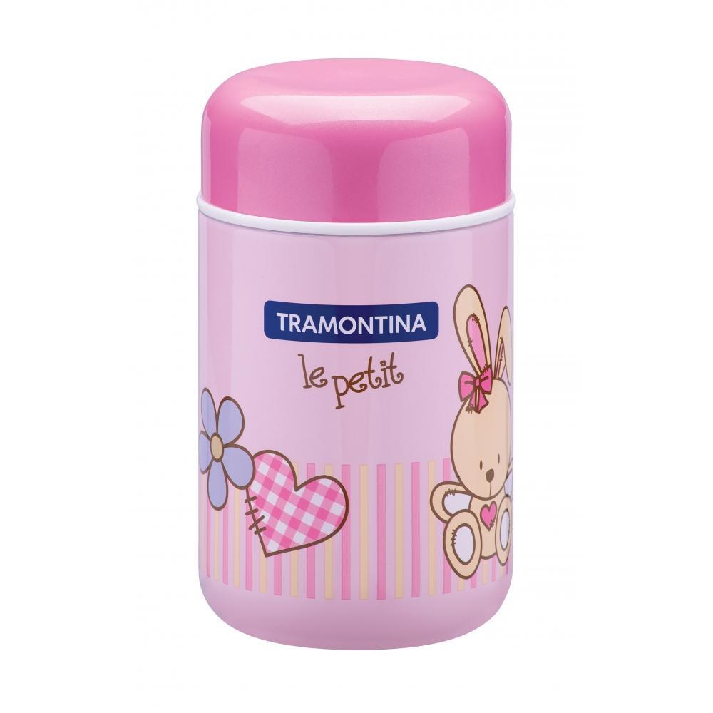 Pote TÉRmico Tramontina Le Petit Rosa 400 Ml 61648045