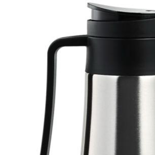 Garrafa térmica em aço inox Slim Termopro 1 litro