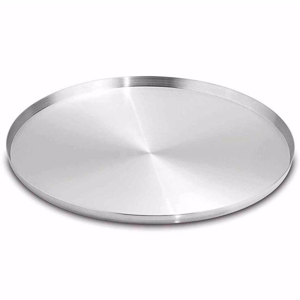 Forma Assadeira Pizza Brotinho 25cm Kit 20 peças ASJ