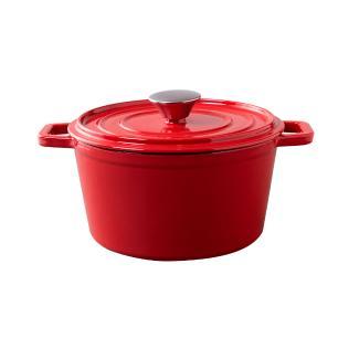 Caçarola Sauté 2,50 Litros Ferro Vermelho Brinox 57503/150