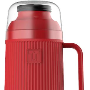Garrafa Térmica 1 litro Mundial Vermelho Termolar