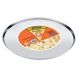 Forma Para Pizza Tramontina Em AÇO Inox 35 Cm 61731350