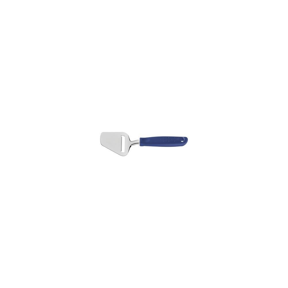 Cortador De Queijo Tramontina UtilitÁ Em AÇO Inox Com Cabo De Polipropileno Azul 25631110