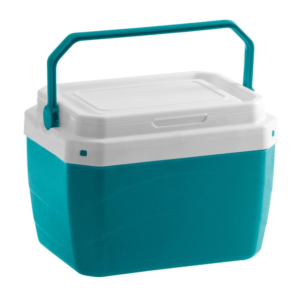 Caixa térmica 6 litros Verde Paramount