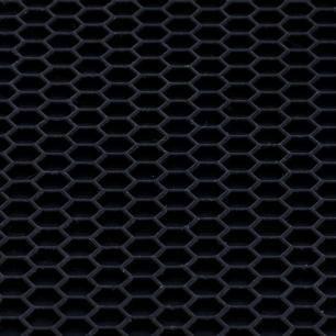 Descanso De Panela Redondo Em Silicone Preto 18 cm Weck
