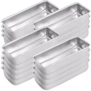 Forma de pão e gelo Nr 01 kit com 17 peças ASJ