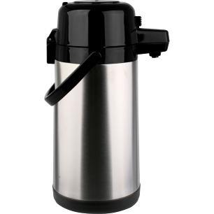 Garrafa térmica em aço inox Pressão Termopro 1,9 litros