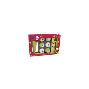 Kit Infantil Para Cupcake Tramontina Monsterchef 6 PeÇAs 23799088