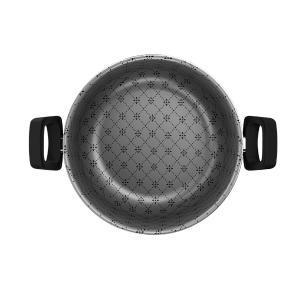 Caçarola com tampa 22x11cm 3,5l Salsa Brinox cod. 7017/364
