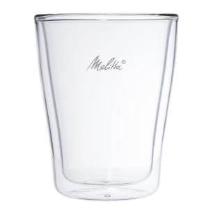 Copo Espresso De Vidro Duplo 200ml Melitta