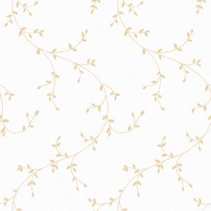Papel De Parede Vinilico Estampa Flores Impermeável