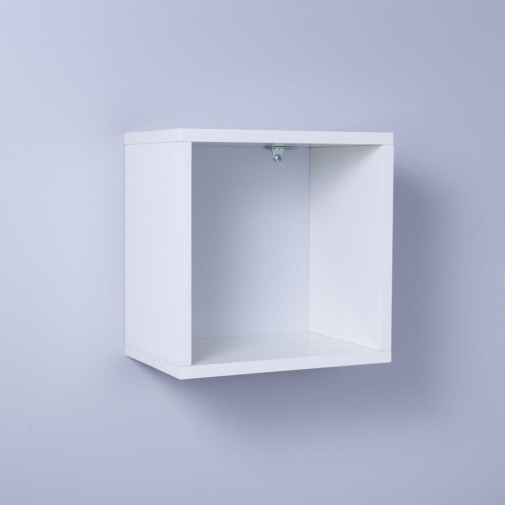 Nicho Crie Facil Branco 28 x 28 cm