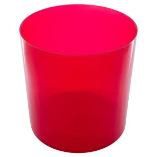Lixeira Basculante Vermelha 6,2l