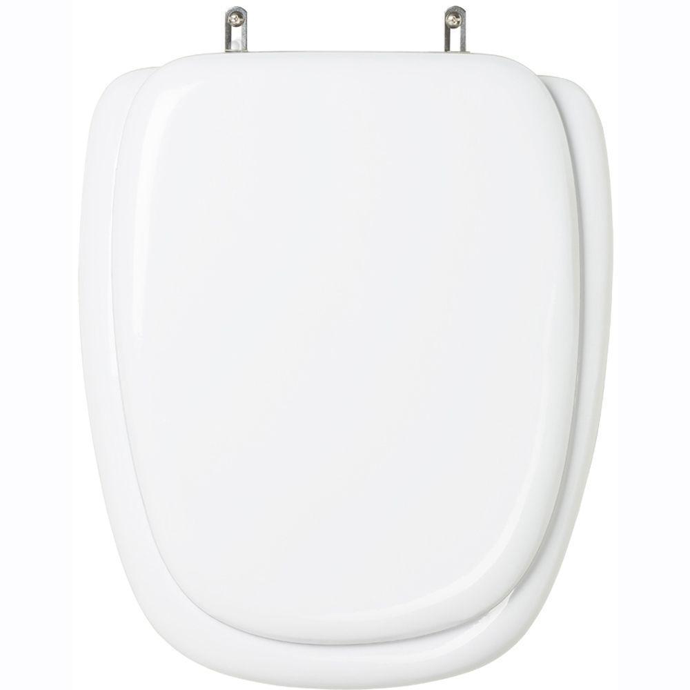 Assento Sanitario Almofadado Primula Plus Branco para Vaso Fiori