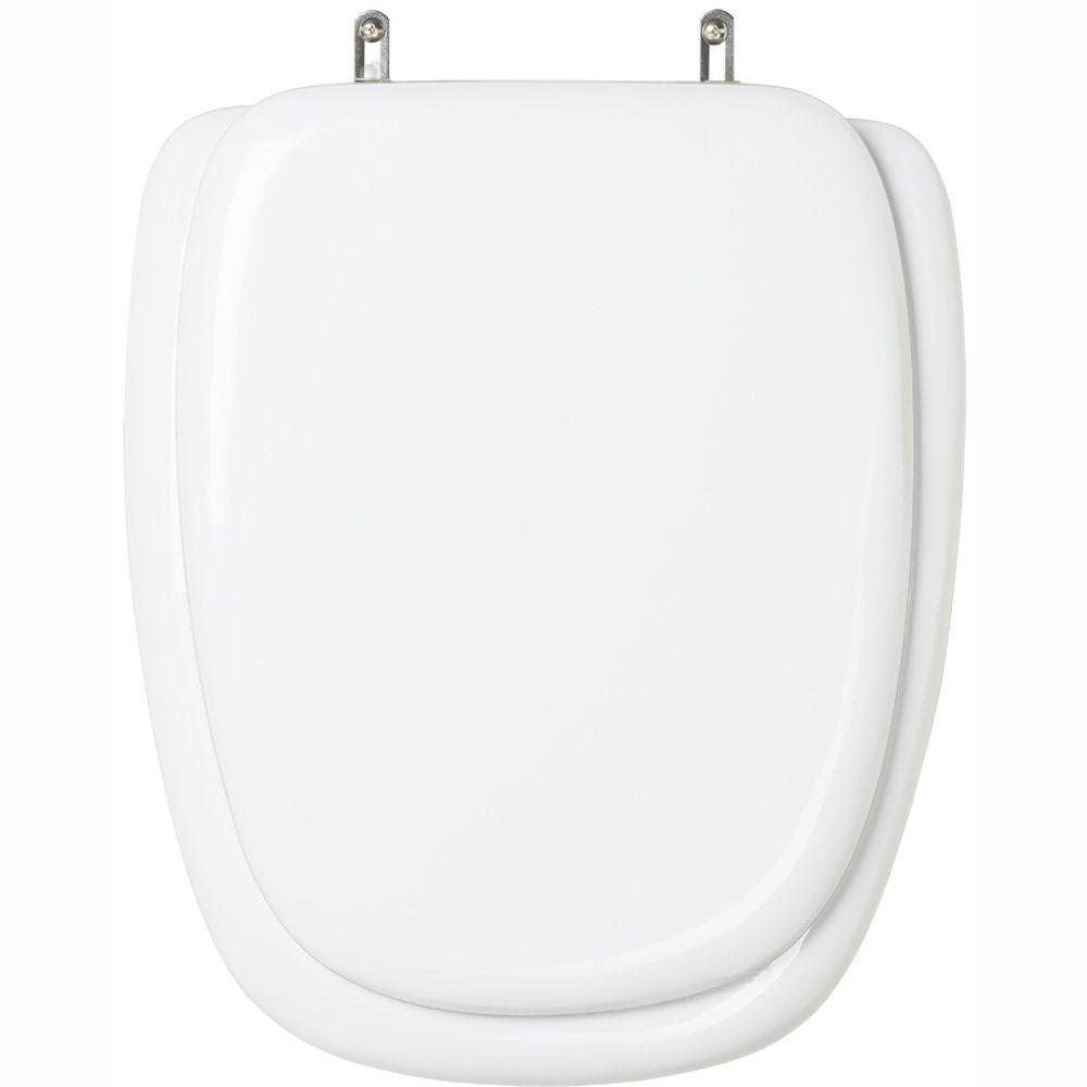 Assento Sanitario Almofadado Versato Branco para Vaso Celite
