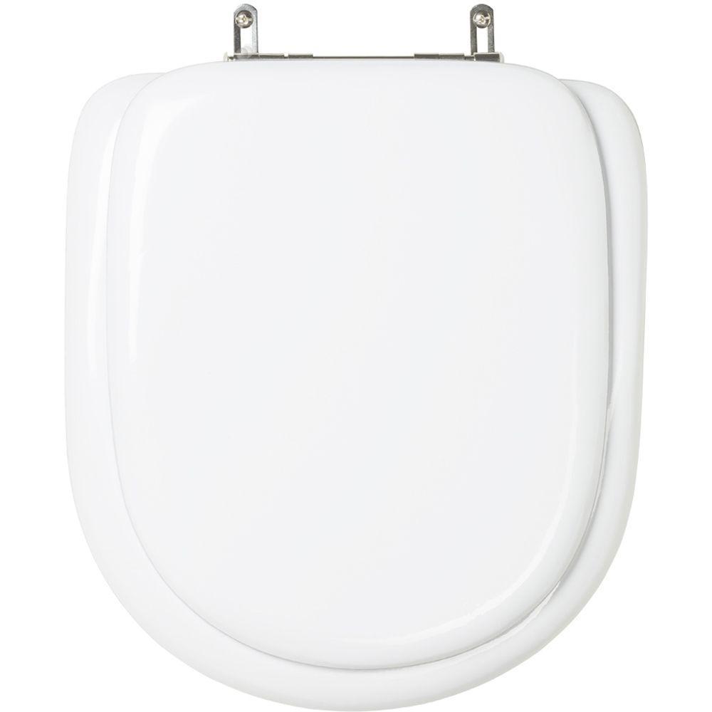 Assento Sanitario Almofadado Belle Epoque Branco para Vaso Deca