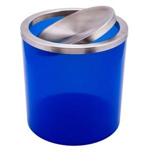 Lixeira Basculante Azul 6,2l