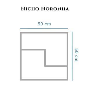 Nicho Noronha 50 x 50 cm