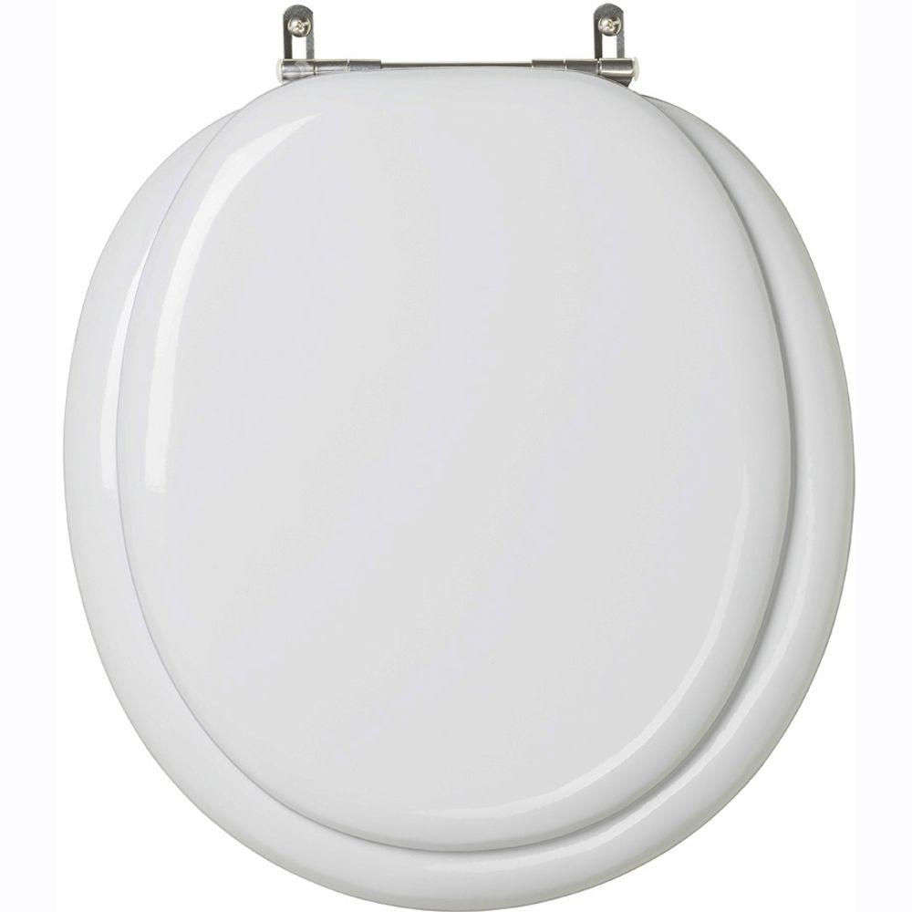 Assento Sanitario Almofadado Saveiro Cinza Prata para Vaso Celite