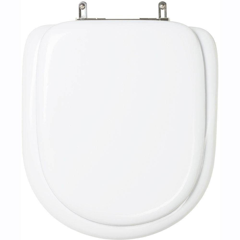 Tampa de Vaso Almofadada Smart Branco para bacia Celite