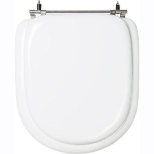 Assento Sanitario Almofadado Calypso Branco para Vaso Incepa