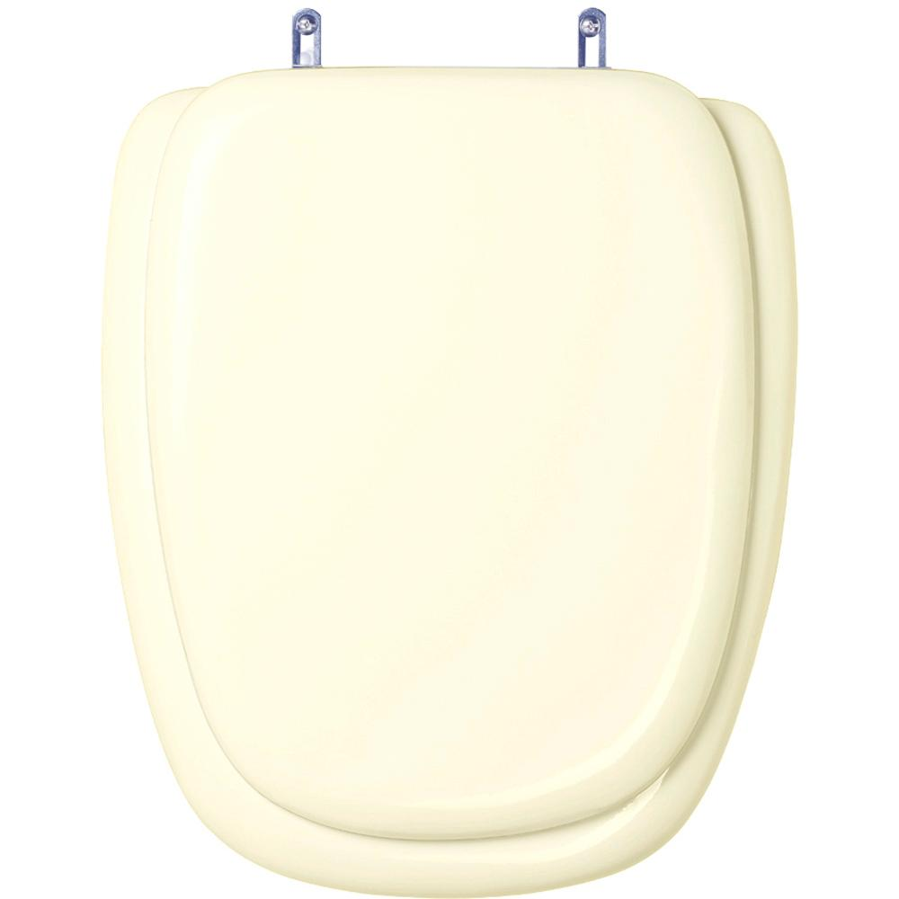 Assento Sanitario Almofadado Primula Plus Marfim (Bege) para Vaso Fiori