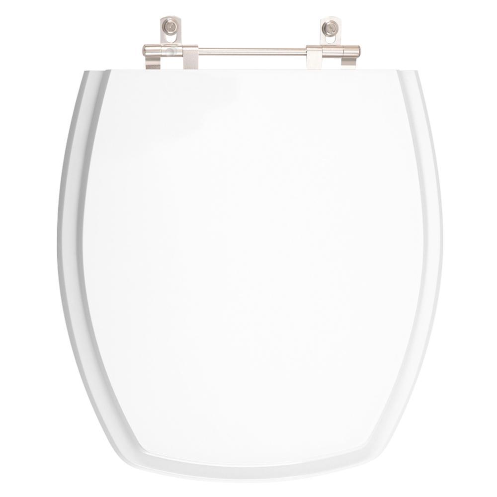 Tampa de Vaso Thema Branco para Bacia Incepa