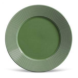 Conjunto com 6 Pratos Raso Argos Verde Sálvia 26cm
