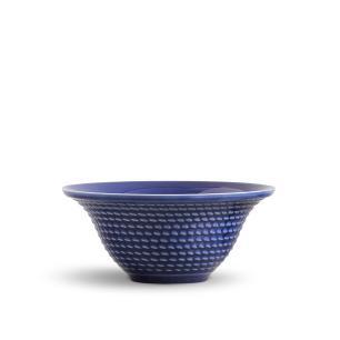 Conjunto com 6 Bowls Olímpia Azul Navy 445 ml