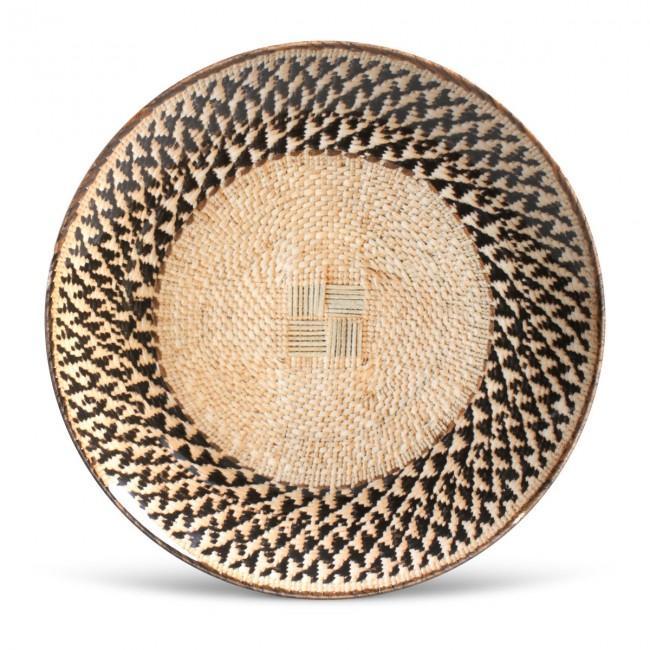 CONJUNTO C/ 6 PRATOS RASO COUP AFRICAN Ø 27,5 cm