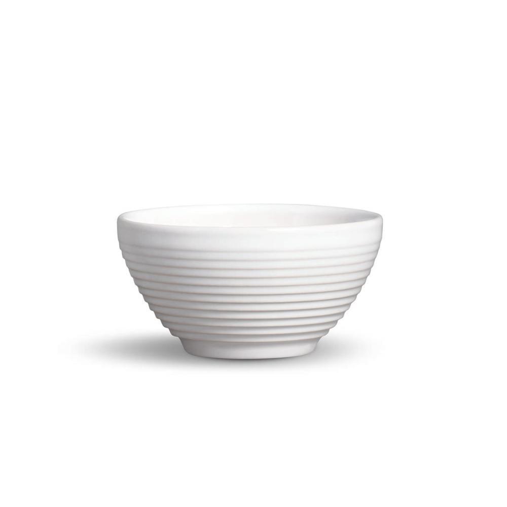 Conjunto com 6 Bowls Argos Branco 367 ml