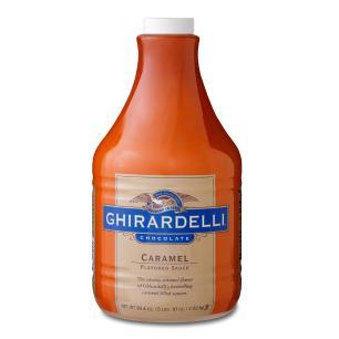 Calda De Caramelo 2,56Kg Ghirardelli