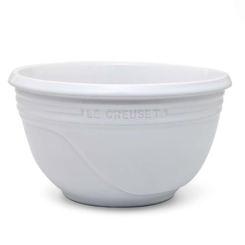 Bowl De Cerâmica 24Cm Branco Le Creuset