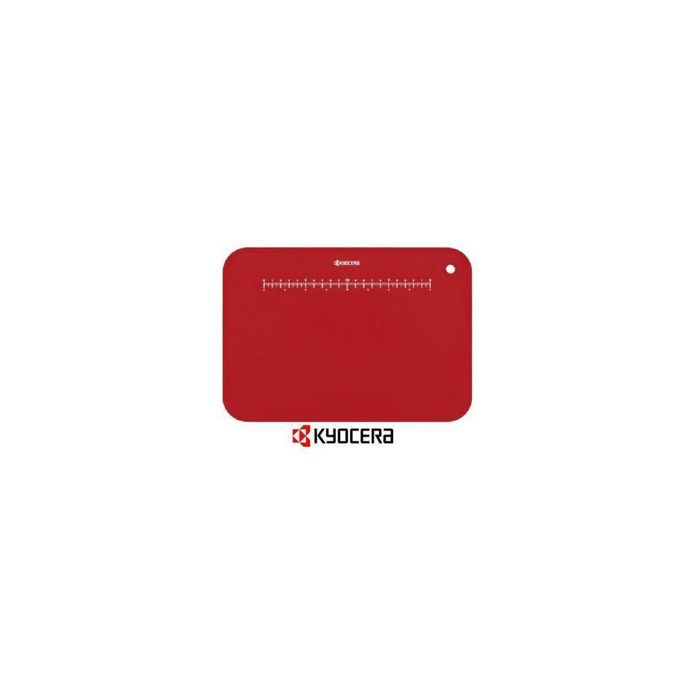Tábua De Corte 300X210X2Mm Vermelha Kyocera