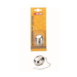 Infusor De Chá Formato Bola Em Inox Ibili - 702800