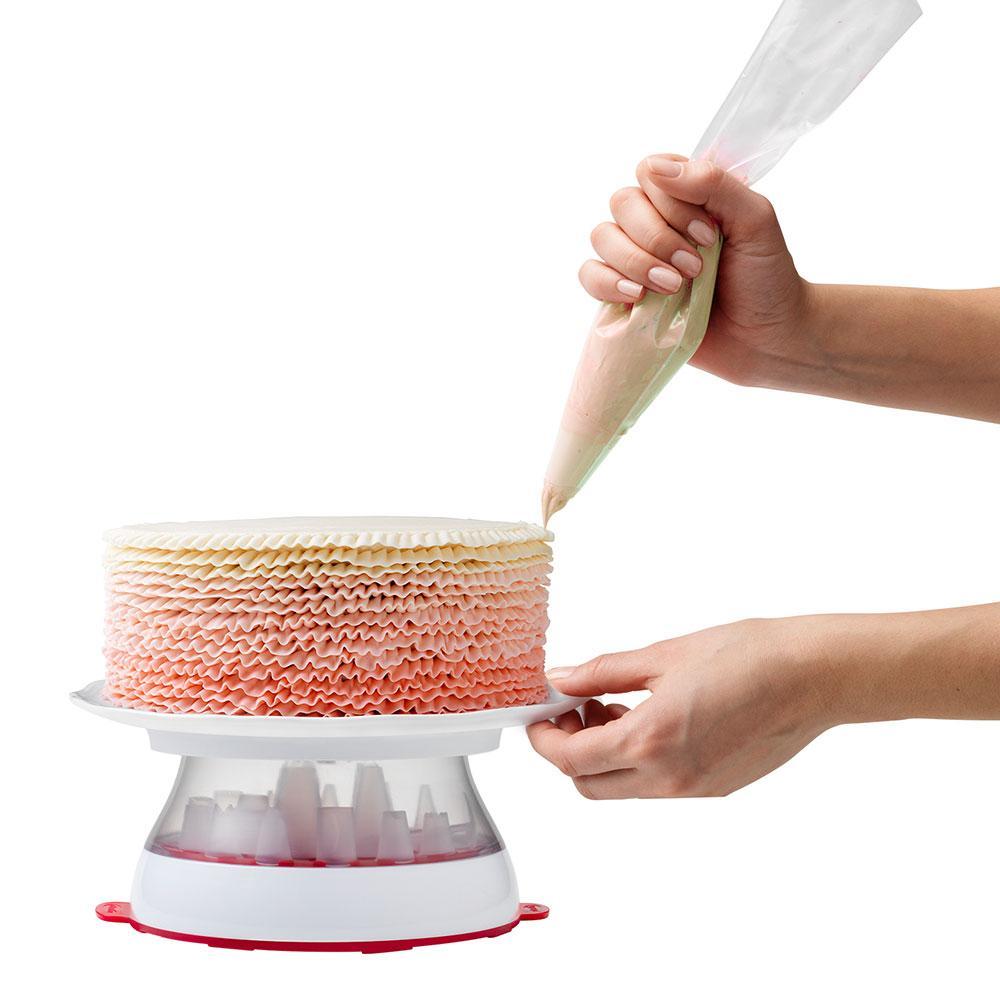 Kit Decoração De Bolos Cakewalk Chef´N - 108659005