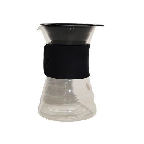 Conjunto Para Coar Café Em Vidro 700Ml Hario