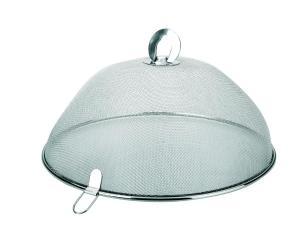 Tela Protetora Alimentos Em Inox Clássica 29 Cm Ibili - 704129