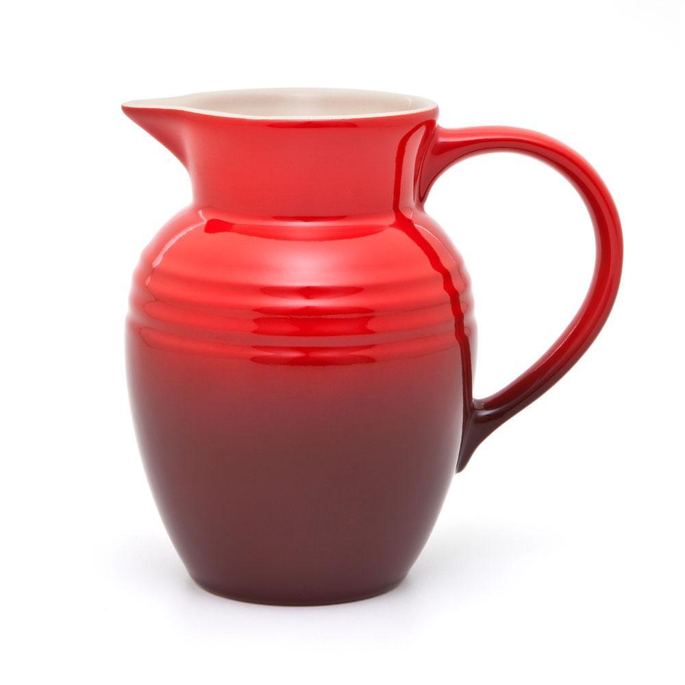 Jarra 500Ml Em Cerâmica Vermelha Le Creuset