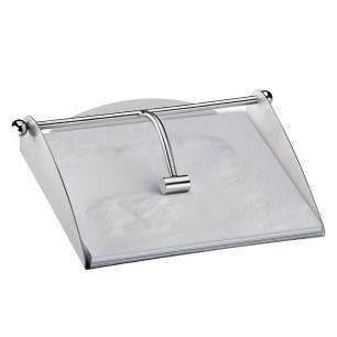 Porta Guardanapos Elegance 17 X 17 X 4, 5 Cm Brinox