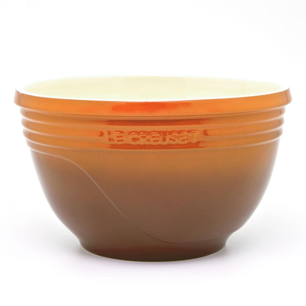 Bowl De Cerâmica 24Cm Laranja Le Creuset