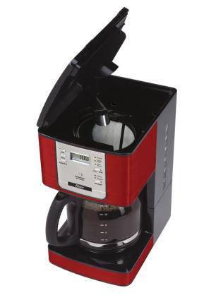 Cafeteira Programável Vermelha 127V - 4401Rd-017