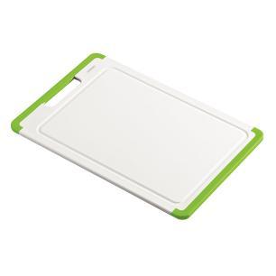 Tábua De Corte 43,9 Cm Branco E Verde Agile